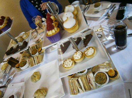 Lenzerheide Restaurant: Very well prepared food (: