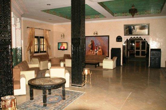 Palm's Hotel: Lobby