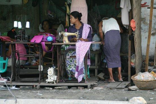 Smart Hotel: Along the Road, Mandalay
