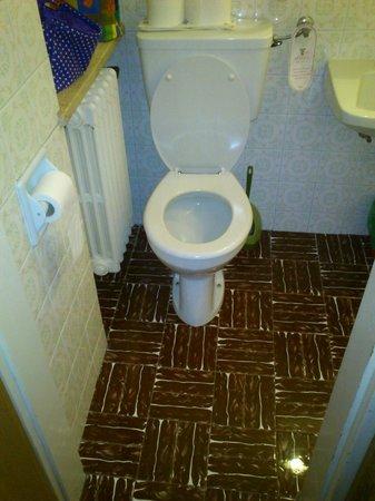 Hotel La Molinellaa: bagno