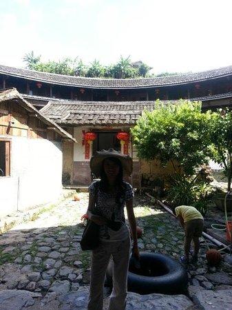 Yuqinglou Hostel: internal