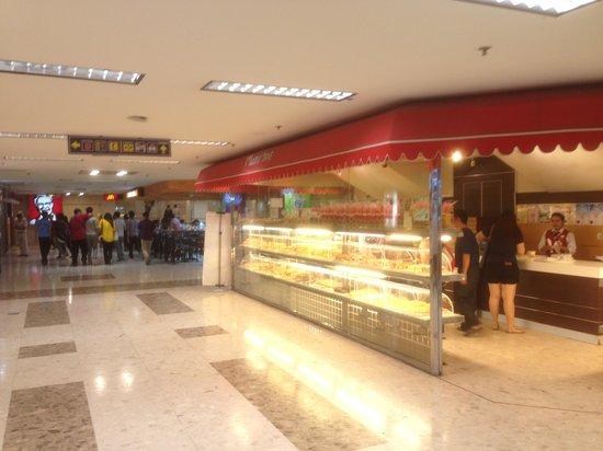 Centre Point Sabah: Eatery