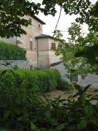 La Rocca di Mantignana: Vista stanza