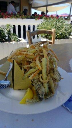 Ristorante Da Carmen : frittura mista dell'adriatico