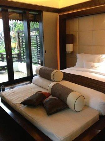 Gaya Island Resort: la nostra stanza