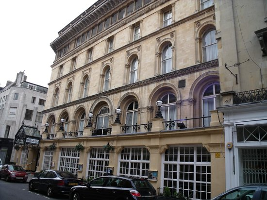 Rooms: Picture Of Thistle Bristol City Centre