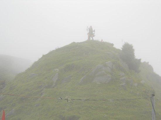 Dainkund Peak: The idol of Kali mata