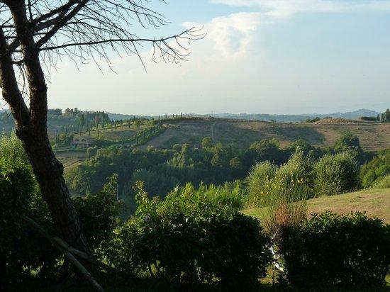 Castellare di Tonda Resort & Spa: Vue