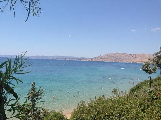Island Blue Hotel: la spiaggia più vicina