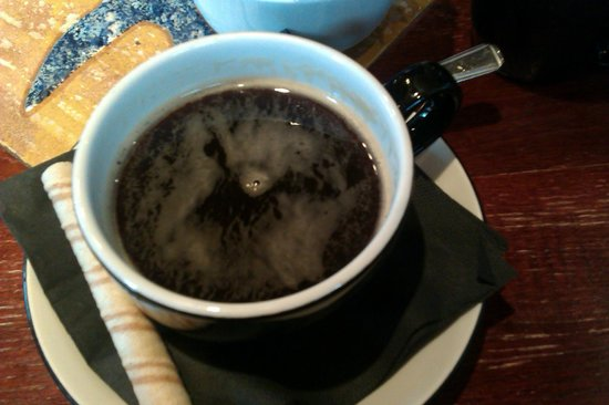 Chiquito - Cardiff Bay - Red Dragon Centre: coffee
