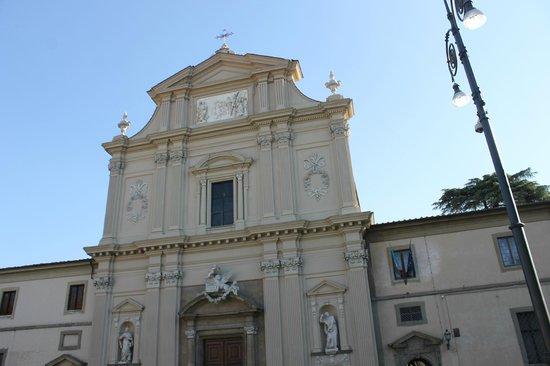 Piazza San Marco: church of Saint Mark