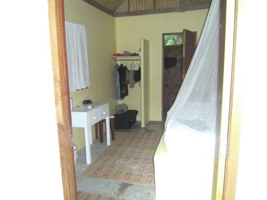 Camp Palapon : Bungalow / Inside