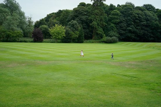 Milsoms Kesgrave Hall : Nice space to stretch those legs