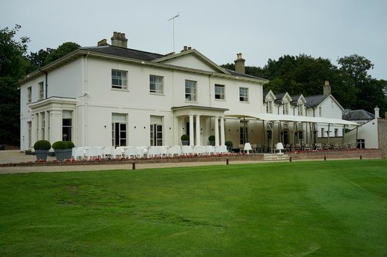 Milsoms Kesgrave Hall : Very nice location
