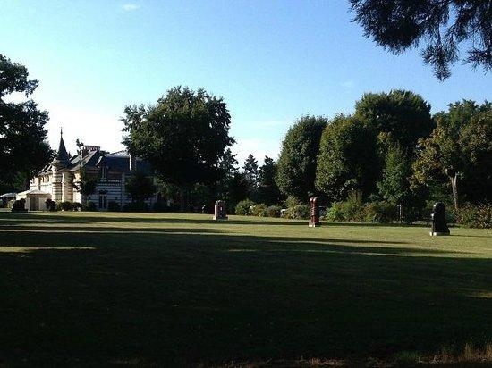 Domaine des Roches: Le parc de l'hôtel