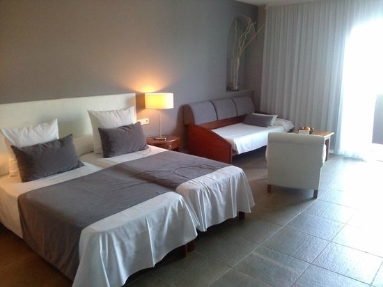 Villa Chiquita Hotel & Spa : Zimmer (Junior-Suite)