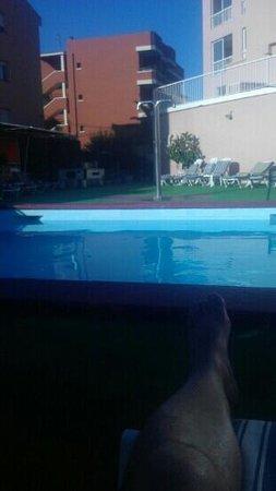 Plaza Santa Ponsa Boutique Hotel: pool