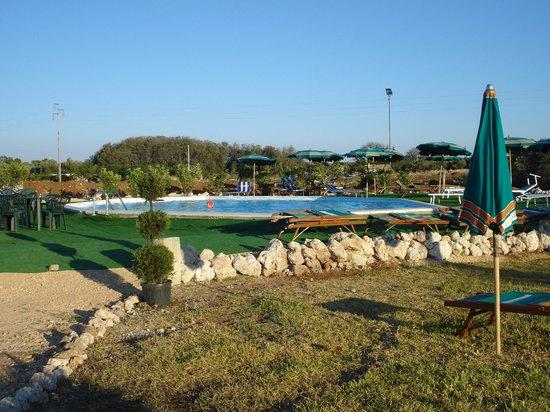 B&B Terra Serena: la nuova piscina