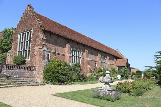 Layer Marney Tower: castle