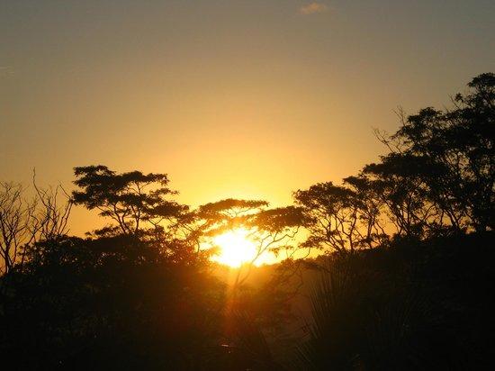 Shanthi Lanka Ayurveda Resort : Sunrise at Shanthi Lanka