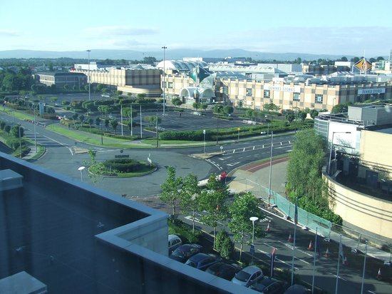 c56e84411c5bf Crowne Plaza Dublin - Blanchardstown: blanchardstown centre at 8am