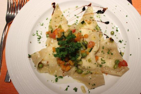Taverna San Lio : Aussi beau que bon !!!