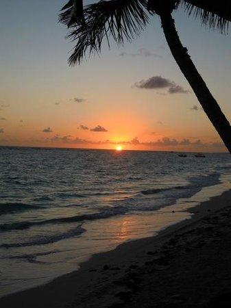 Sensimar Punta Cana: Sonnenaufgang