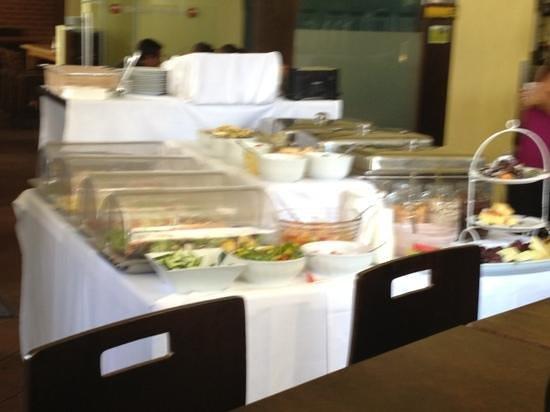 Salzberg: buffet