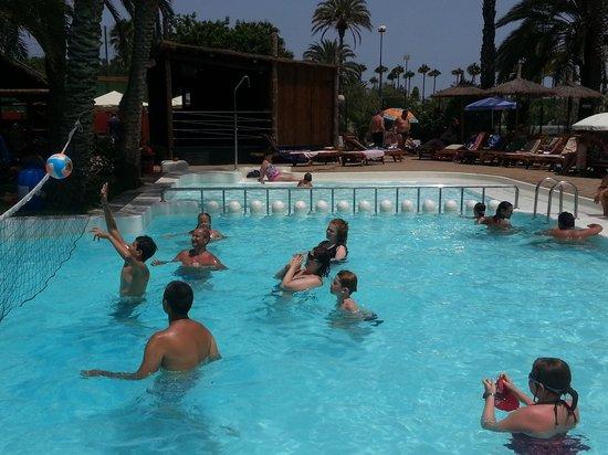 HL Hotel Rondo: aqua volleyball