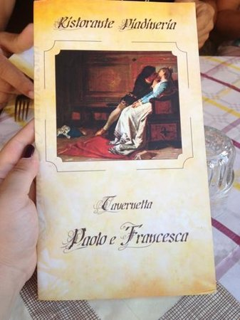 Tavernetta Paolo e Francesca: relax
