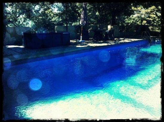 Le Rouge Gorge: Zwembad