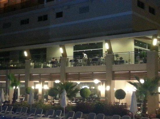 Dizalya Palm Garden Hotel: A la carte restaurant
