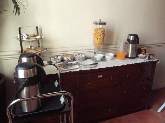 Hotel Andreina: colazione