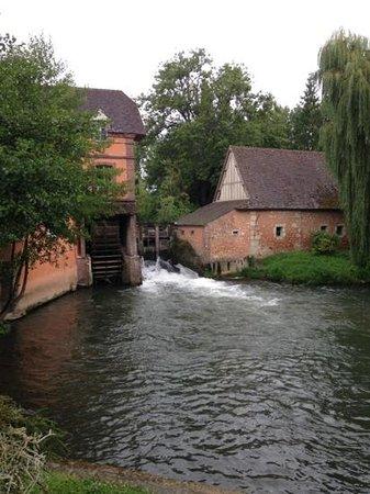 Moulin de Villeray : le moulin