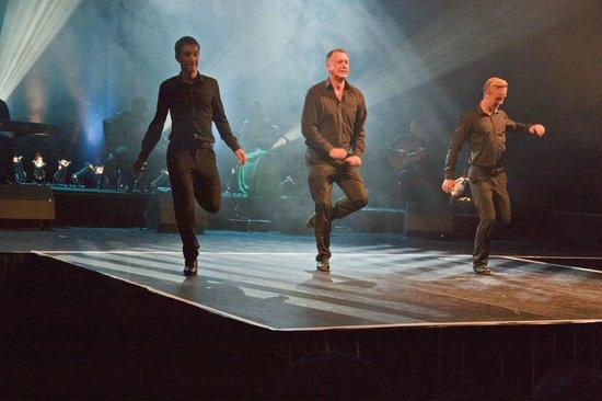 Celtic Steps The Show Killarney : balletto