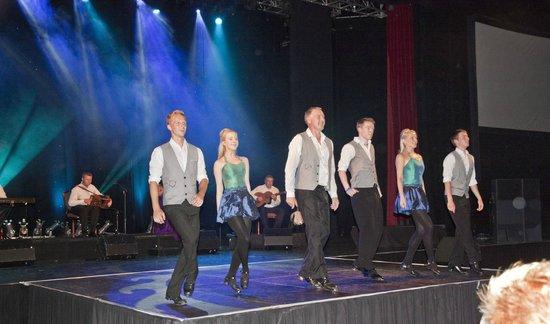 Celtic Steps The Show Killarney : gruppo
