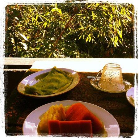 Ubud Dream : Breakfast