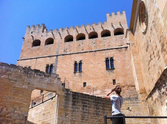 Hotel Consolacion: Castillo de Valderrobres