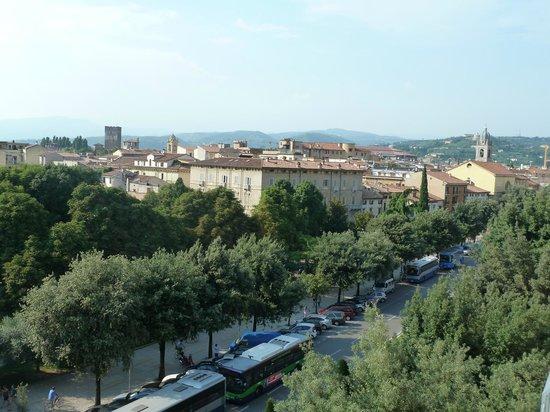 Hotel Trieste: View from balcony