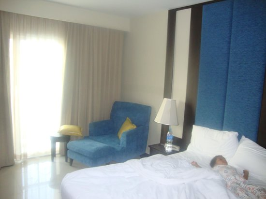 Intimate Hotel Pattaya: Rooms Pic Where we Stayed.....