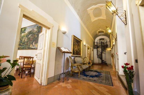 Antica Dimora alla Rocca: Hall
