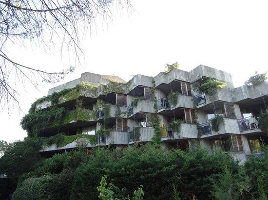 Pierre & Vacances Resort Le Rouret: Batiment le Vallon
