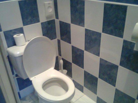 Hotel Anne De Bretagne: WC
