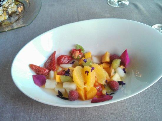 Otzarreta: Ensalada de frutas