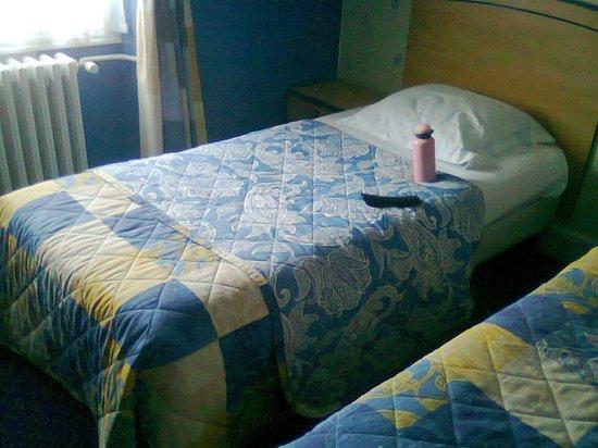 Hotel Anne De Bretagne: Lits