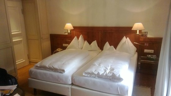 THERESA Wellness Geniesser Hotel: Camera da letto
