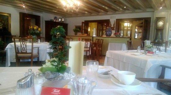 THERESA Wellness Geniesser Hotel: Sala ristorante