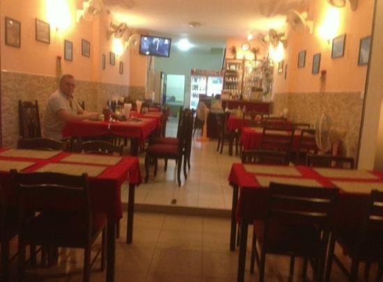 Helvetia Kata Beach: Restaurant