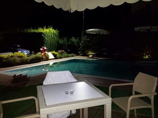 Villa Maria B&B : notte