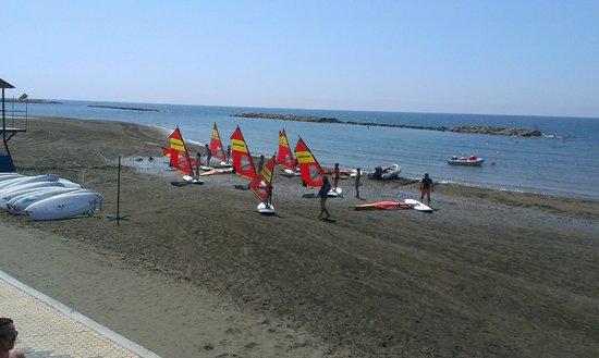 Aldiana Cyprus: Surfkurs für Anfänger